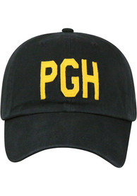 Pittsburgh Top of the World District Adjustable Hat - Black