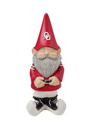 Oklahoma Sooners Red Gnome