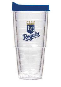 Kansas City Royals 24oz Clear Tumbler