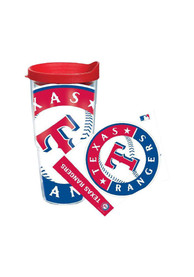 Texas Rangers 24oz Colossal Wrap Tumbler