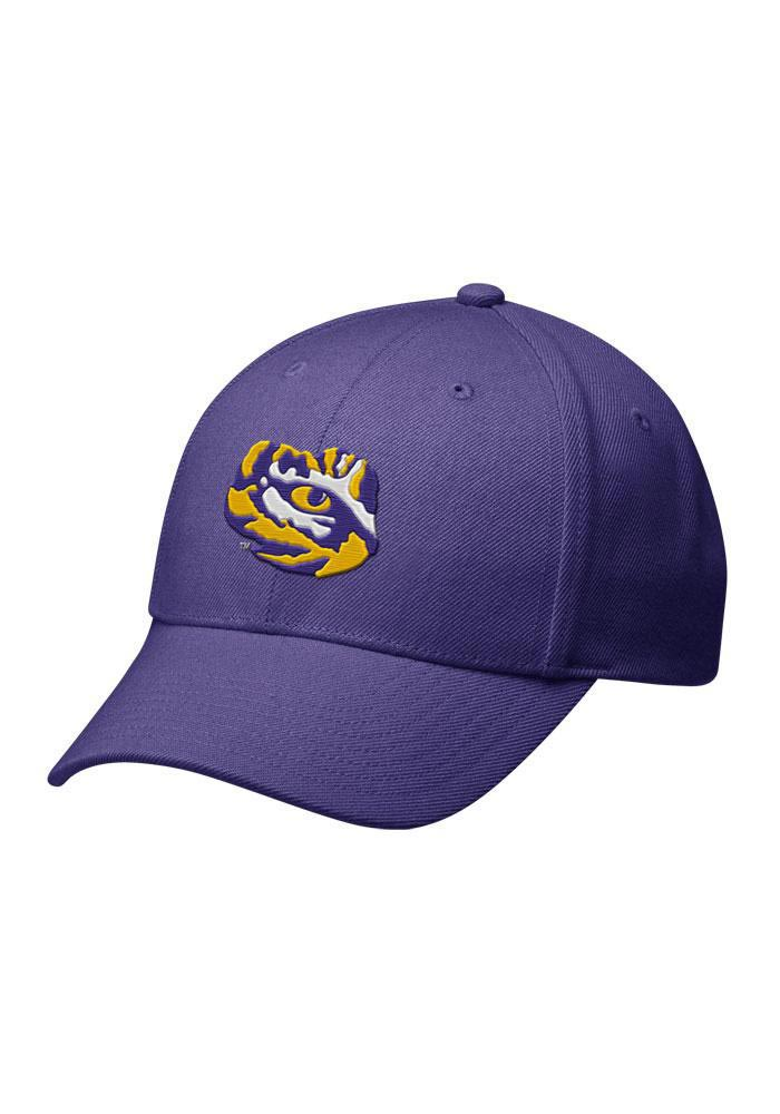 watch 2ff90 3ed9b ... cheapest nike lsu tigers mens purple swoosh flex hat f0f1f ea65e