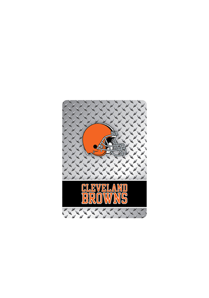 Cleveland Browns Team Logo Playing Cards - Image 1