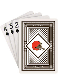 Cleveland Browns Classic Playing Cards