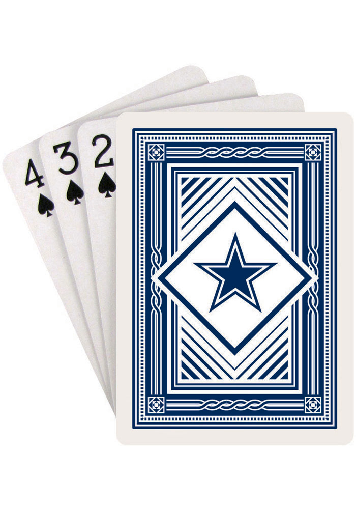 Dallas Cowboys Classic Playing Cards - Image 1