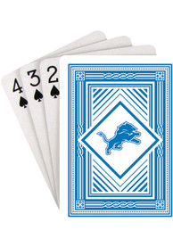 Detroit Lions Classic Playing Cards