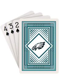 Philadelphia Eagles Classic Playing Cards
