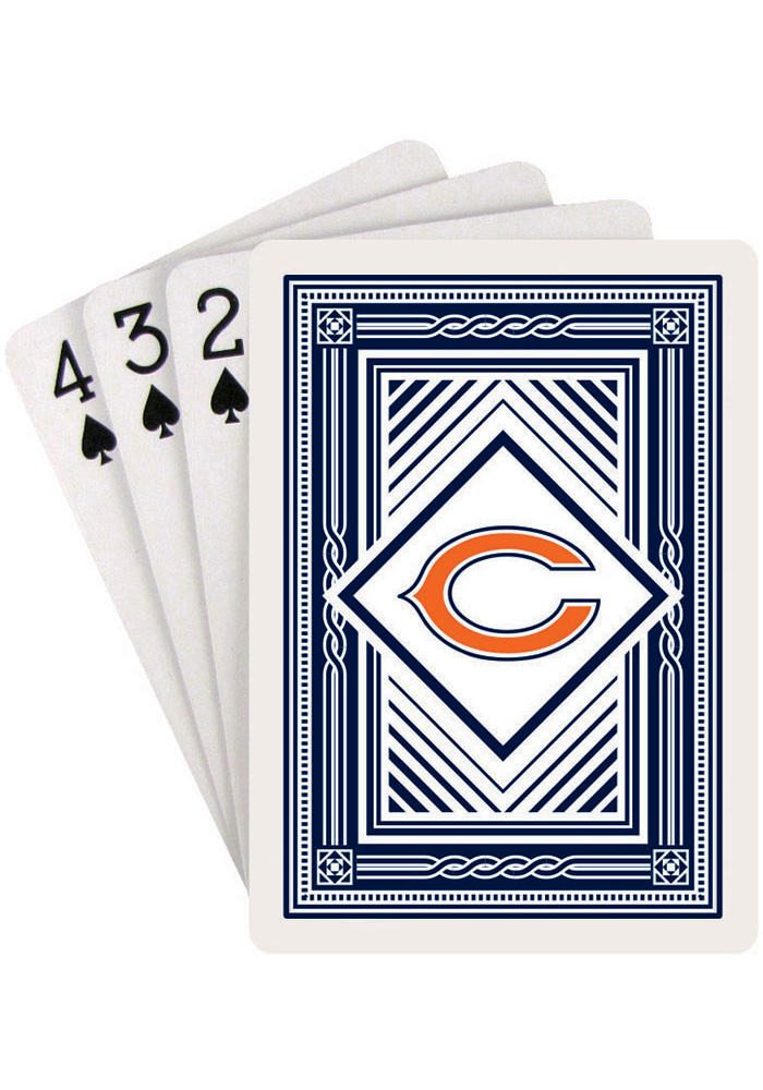 Chicago Bears Classic Playing Cards