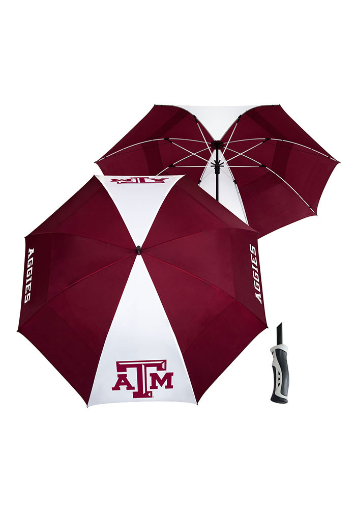 Texas A&M Aggies Windsheer Golf Umbrella - Image 1