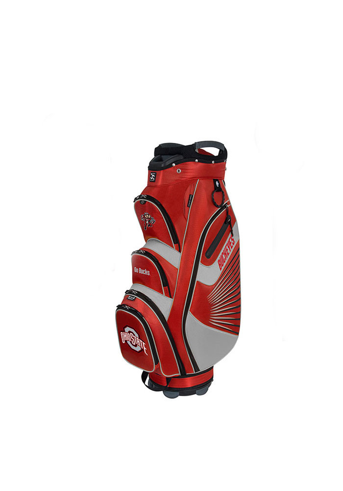 Ohio State Buckeyes 36x13 Golf Bag - Image 1