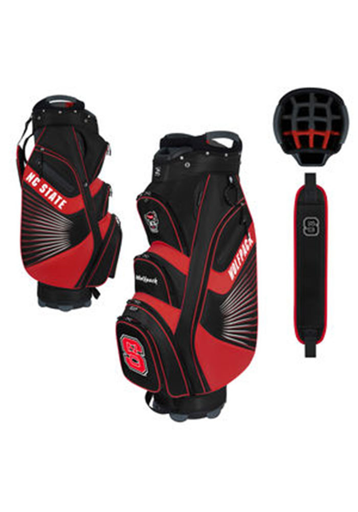 NC State Wolfpack 36x13 Golf Bag - Image 1