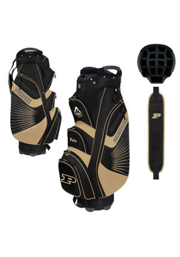 Purdue Boilermakers 36x13 Golf Bag - Image 1