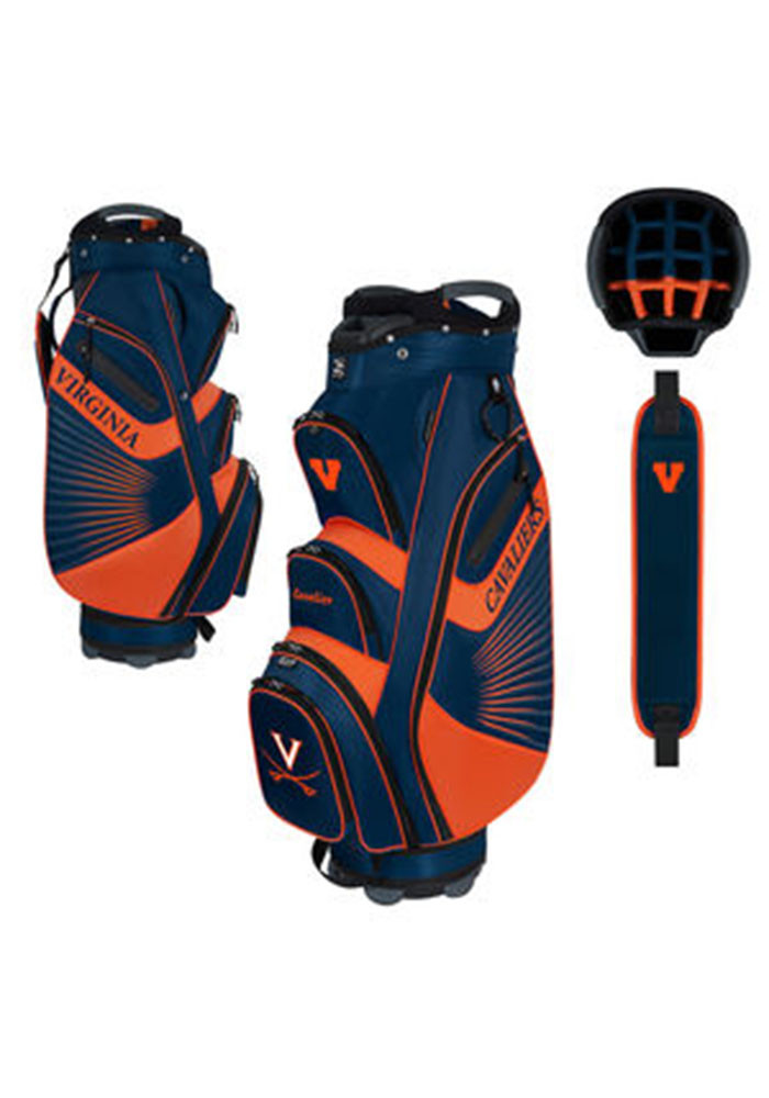 Virginia Cavaliers 36x13 Golf Bag - Image 1