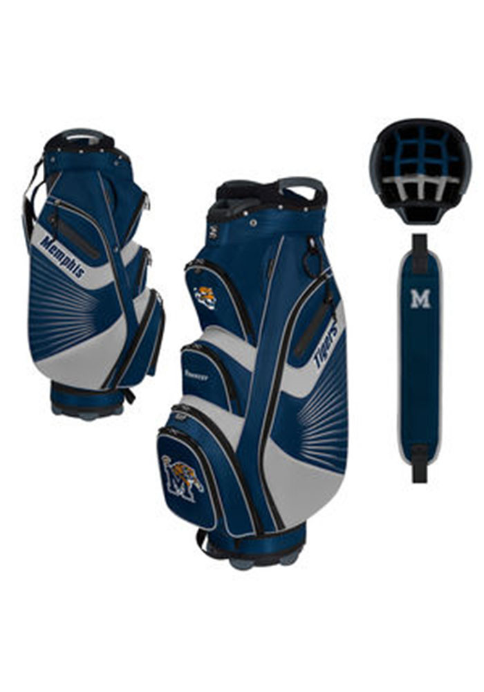 Memphis Tigers 36x13 Golf Bag - Image 1