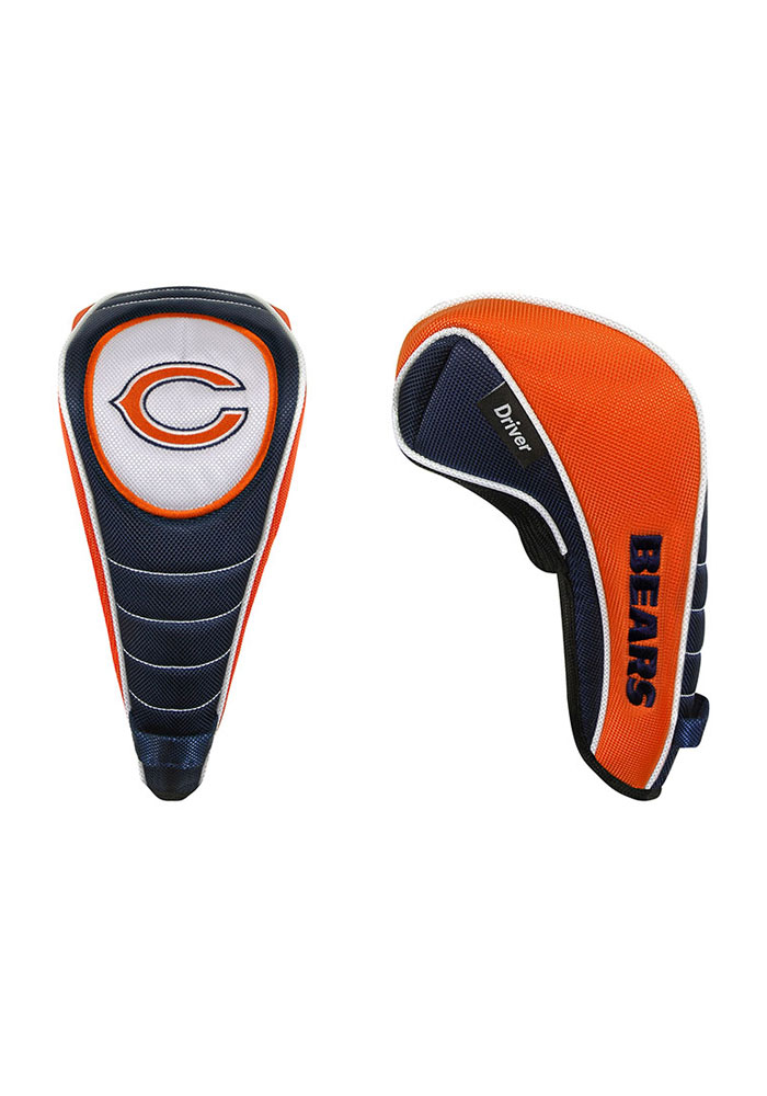 Chicago Bears Shaft Gripper Driver Golf Headcover - Image 1