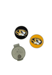 Missouri Tigers Interchangeable Ball Marker Cap Clip