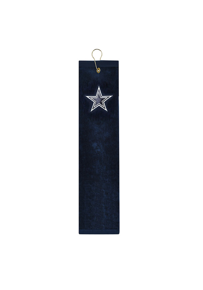 Dallas Cowboys Embroidered Golf Towel - Image 1