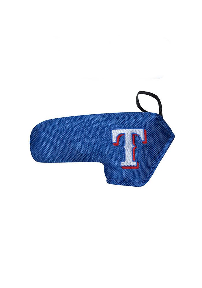 Texas Rangers Blue Blade Putter Cover - Image 1