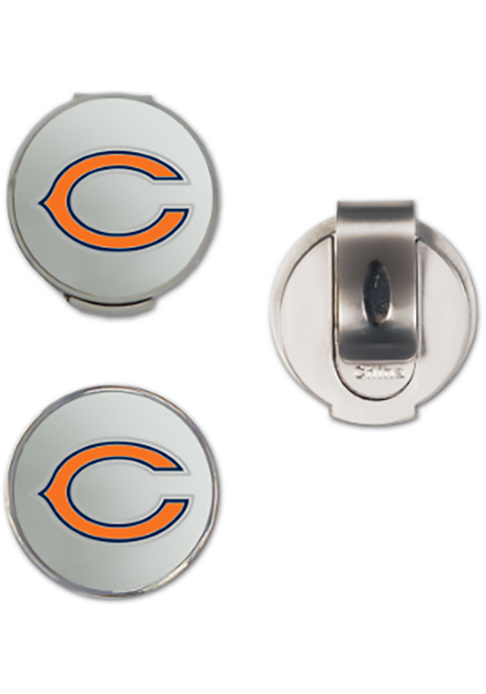 Chicago Bears Ball Marker Cap Clip - Image 1