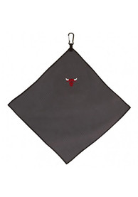 Chicago Bulls 15x15 Microfiber Golf Towel