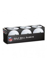 quality design f65a3 23c1f Philadelphia Eagles Golf Balls | Eagles Golf Accessories ...