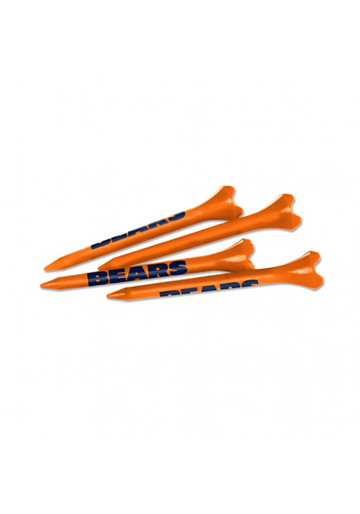 Chicago Bears 40 Pack Golf Tees - Image 1