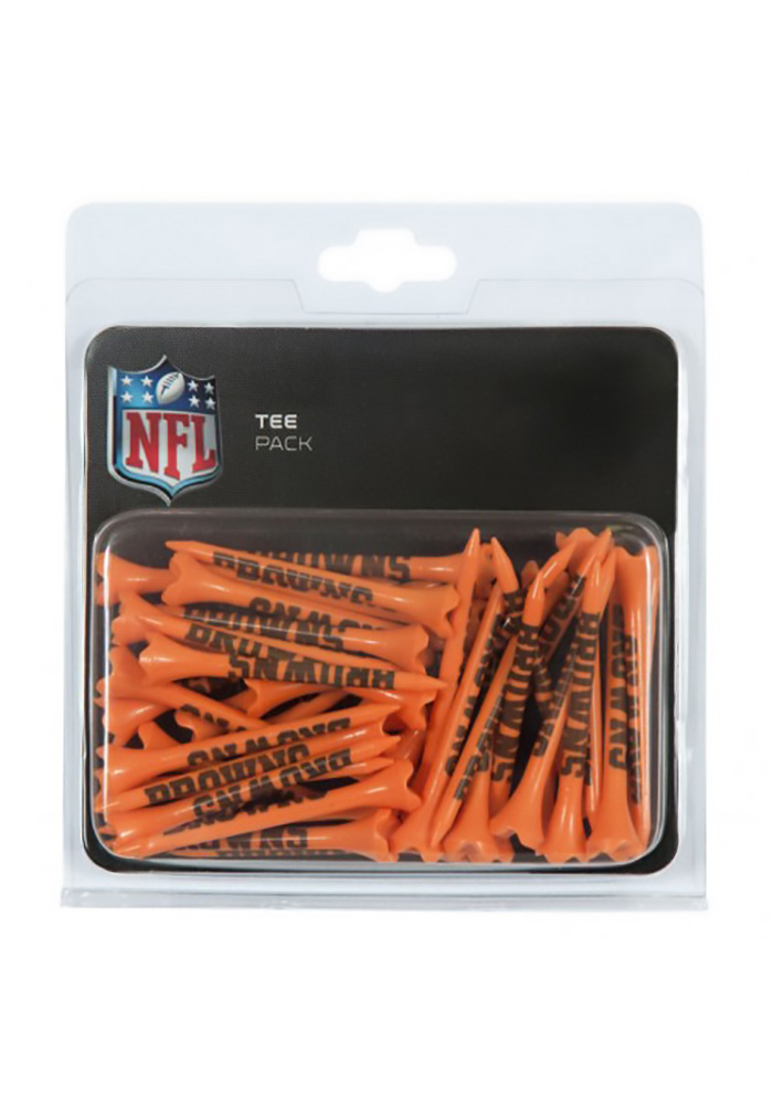 Cleveland Browns 40 Pack Golf Tees - Image 2