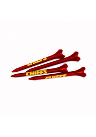 Kansas City Chiefs 40 Pack Golf Tees