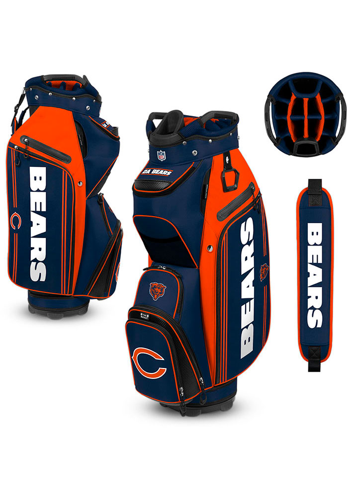 Chicago Bears Cart Golf Bag - Image 1