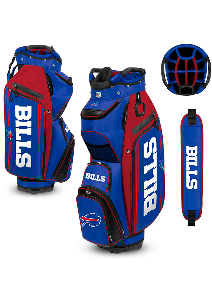 Buffalo Bills Cart Golf Bag - Image 1