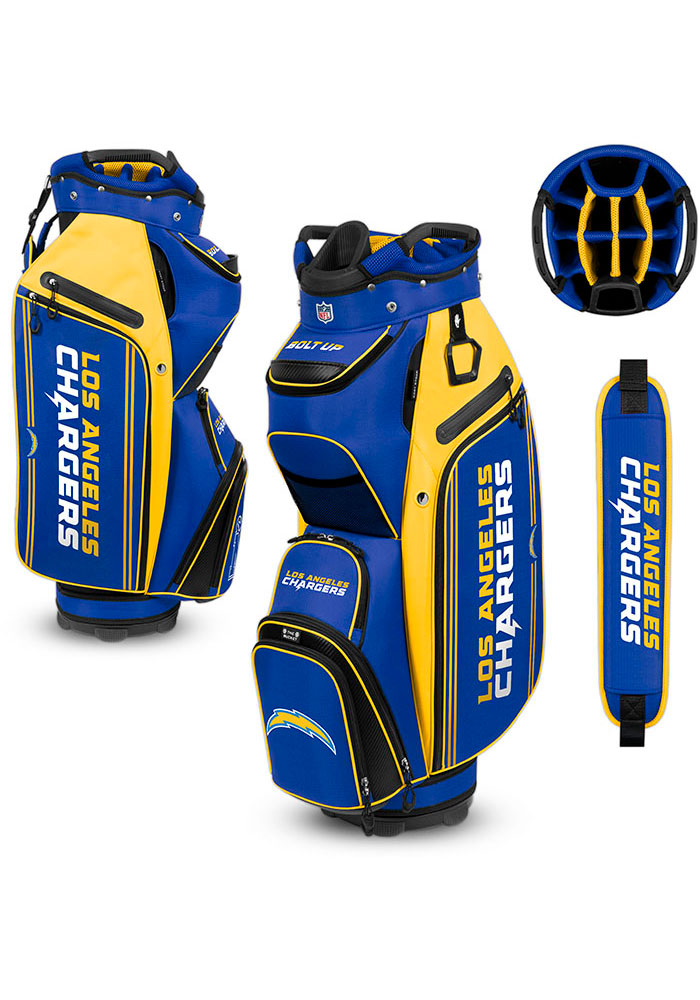 Los Angeles Chargers Cart Golf Bag - Image 1