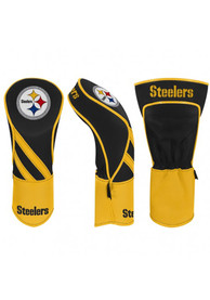 Pittsburgh Steelers Driver Golf Headcover
