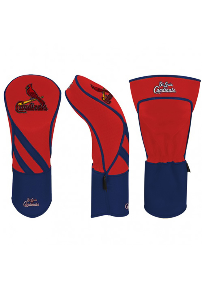 St Louis Cardinals Driver Golf Headcover - Image 1