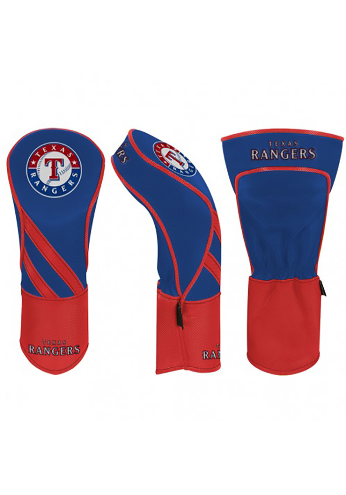Texas Rangers Driver Golf Headcover - Image 1