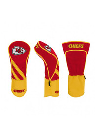 Kansas City Chiefs Hybrid Golf Headcover