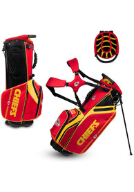 Kansas City Chiefs Stand Golf Bag