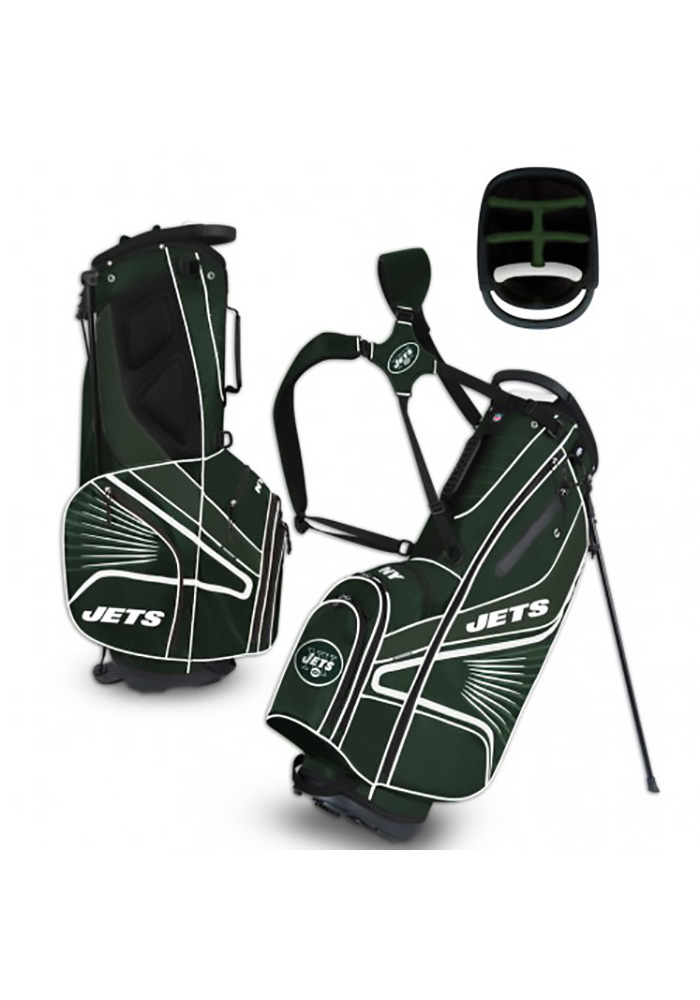 New York Jets Stand Golf Bag - Image 1