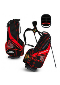 Chicago Blackhawks Stand Golf Bag
