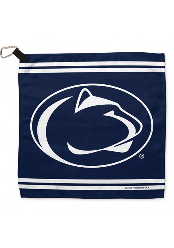 Penn State Nittany Lions 13x13 Waffle Golf Towel - Image 1