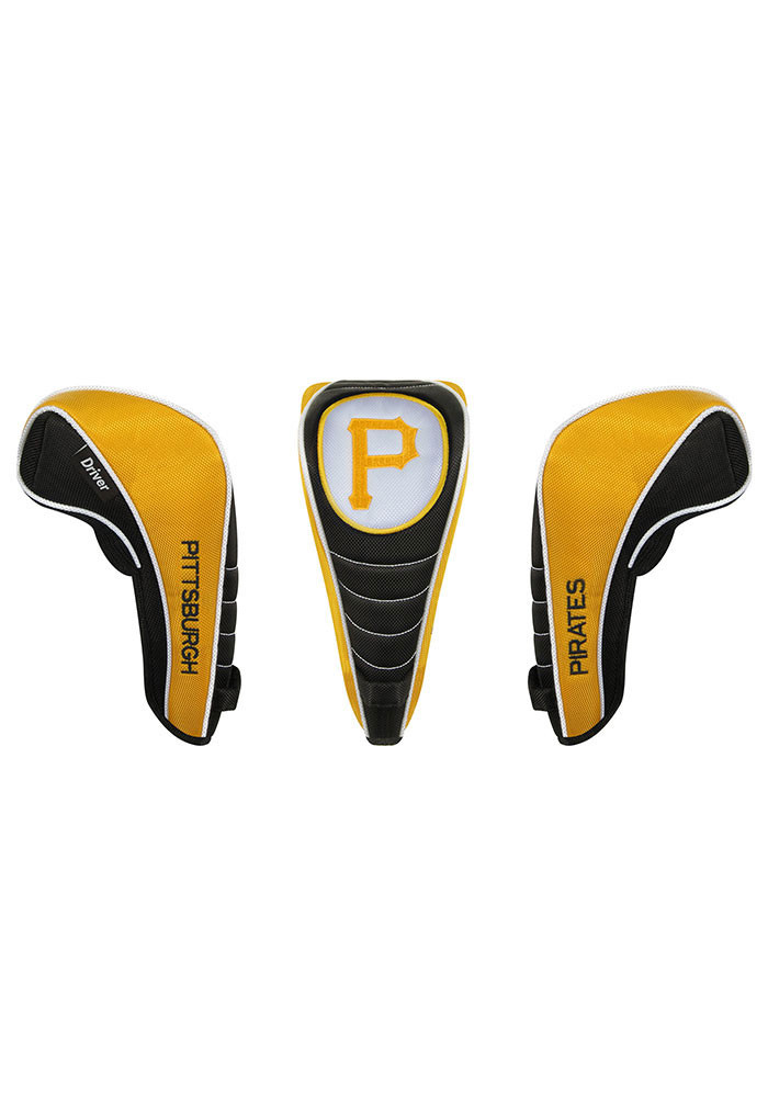 Pittsburgh Pirates Shaft Gripper Driver Golf Headcover - Image 1