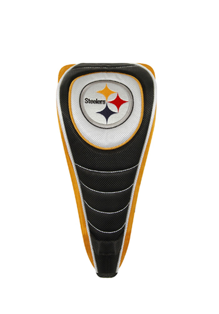 Pittsburgh Steelers Shaft Gripper Driver Golf Headcover - Image 1