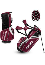 Texas A&M Aggies Stand Golf Bag