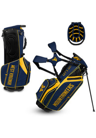 West Virginia Mountaineers Stand Golf Bag