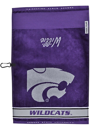 K-State Wildcats 16x24 Jacquard Golf Towel