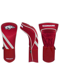 Arkansas Razorbacks Hybrid Golf Headcover