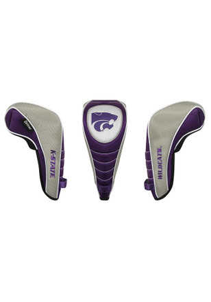 K-State Wildcats Shaft Gripper Driver Golf Headcover