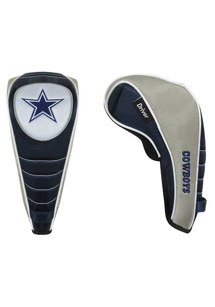 Dallas Cowboys Shaft Gripper Driver Golf Headcover - Image 1
