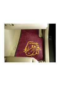 Sports Licensing Solutions UMD Bulldogs 2-Piece Carpet Car Mat - Red