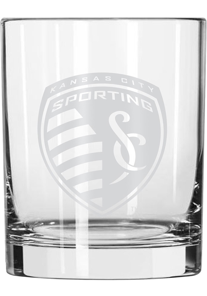 Sporting Kansas City 14oz Rock Glass - Image 1