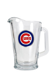 Chicago Cubs 64oz Glass Pitcher