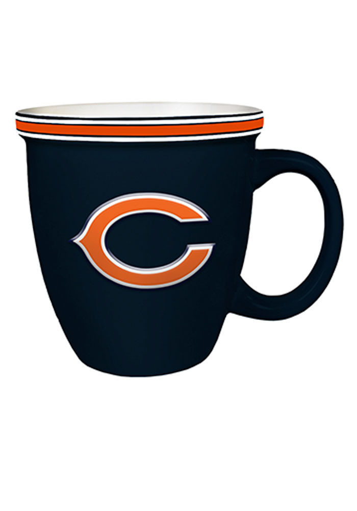 Chicago Bears 15oz Sculpted Bistro Mug - Image 1
